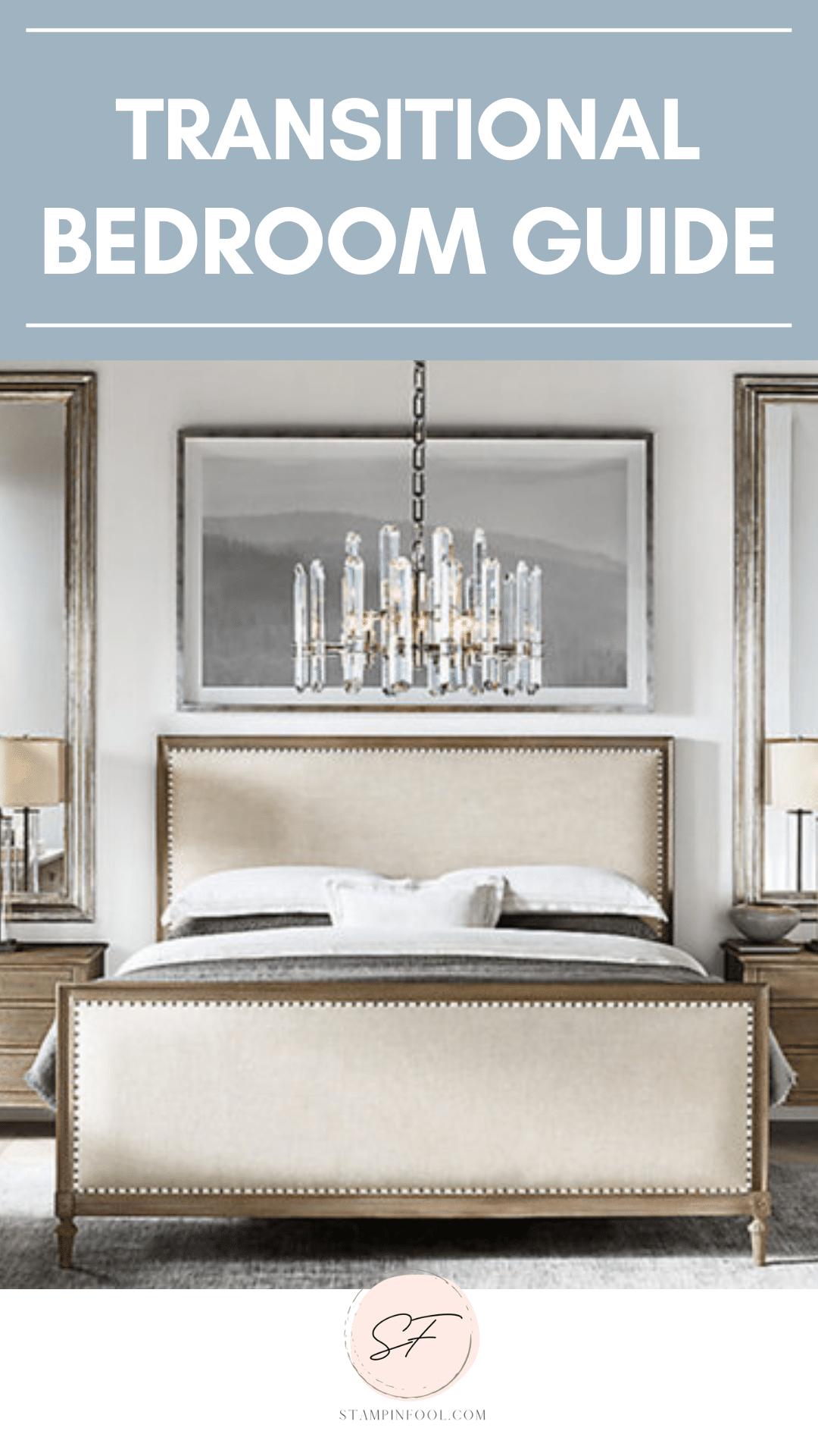 Transitional Bedroom Design3
